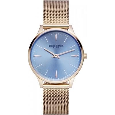 عکس نمای روبرو ساعت مچی برند پیرکاردین مدل PC902282F15