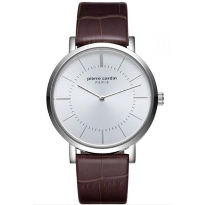 عکس نمای روبرو ساعت مچی برند پیرکاردین مدل PC902621F01