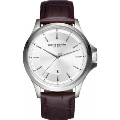 عکس نمای روبرو ساعت مچی برند پیرکاردین مدل PC902381F01