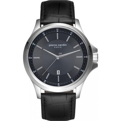عکس نمای روبرو ساعت مچی برند پیرکاردین مدل PC902381F02