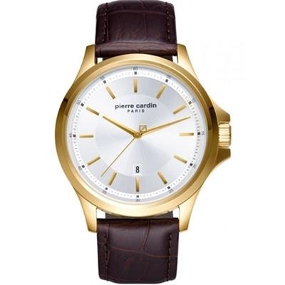 عکس نمای روبرو ساعت مچی برند پیرکاردین مدل PC902381F03