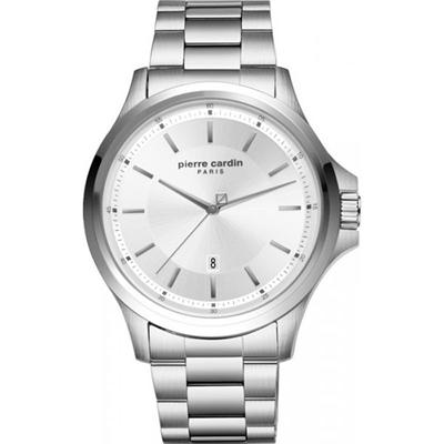 عکس نمای روبرو ساعت مچی برند پیرکاردین مدل PC902381F05