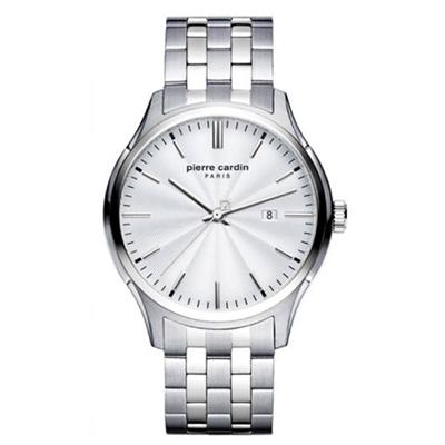 عکس نمای روبرو ساعت مچی برند پیرکاردین مدل PC902421F05