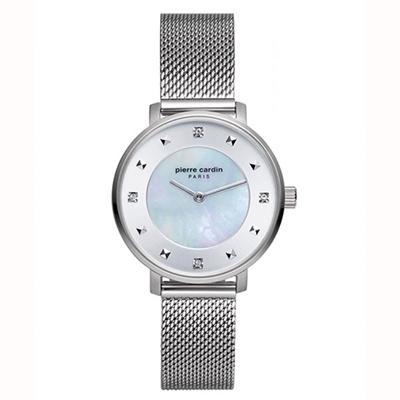 عکس نمای روبرو ساعت مچی برند پیرکاردین مدل PC902412F02