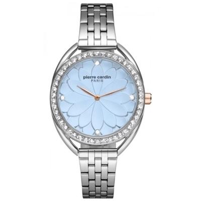 عکس نمای روبرو ساعت مچی برند پیرکاردین مدل PC902392F10
