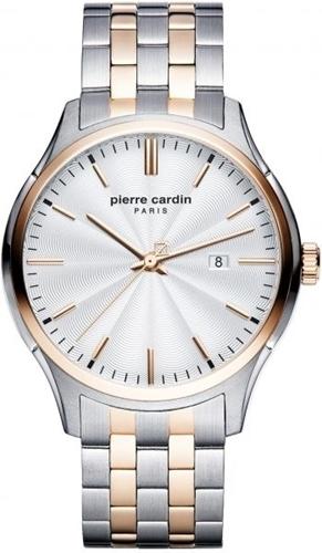 عکس نمای روبرو ساعت مچی برند پیرکاردین مدل PC902421F08