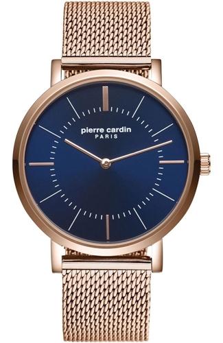 عکس نمای روبرو ساعت مچی برند پیرکاردین مدل PC902621F14