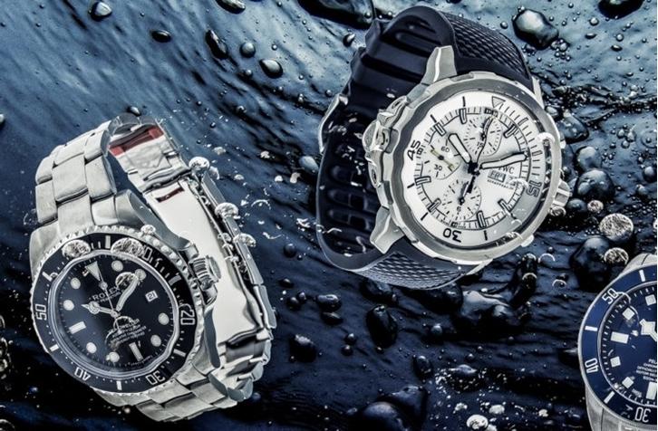 چگونه از ضد آب بودن ساعتم مطمئن شوم؟