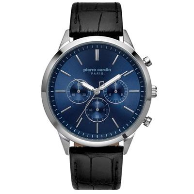 عکس نمای روبرو ساعت مچی برند پیرکاردین مدل PC902361F02