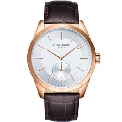 عکس نمای روبرو ساعت مچی برند پیرکاردین مدل PC902451F04