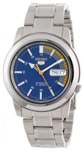 عکس نمای روبرو ساعت مچی برند سیکو مدل SNKK27J1