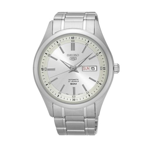 عکس نمای روبرو ساعت مچی برند سیکو مدل SNKN85J1