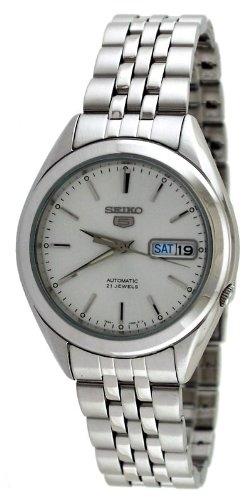 عکس نمای روبرو ساعت مچی برند سیکو مدل SNKL15J1