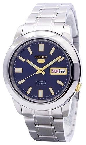 عکس نمای روبرو ساعت مچی برند سیکو مدل SNKK11J1