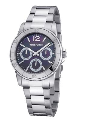 ساعت مچی برند تایم فورس مدل TF4191L08M