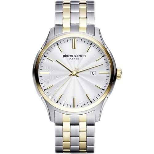 عکس نمای روبرو ساعت مچی برند پیرکاردین مدل PC902421F07