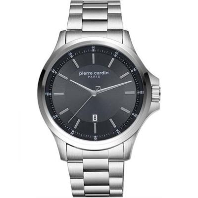 عکس نمای روبرو ساعت مچی برند پیرکاردین مدل PC902381F06