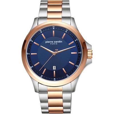 عکس نمای روبرو ساعت مچی برند پیرکاردین مدل PC902381F08