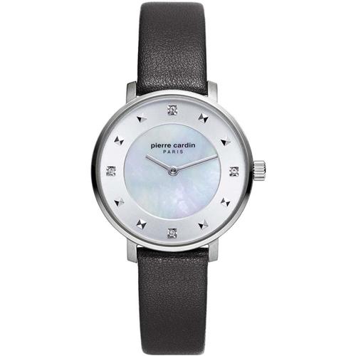 عکس نمای روبرو ساعت مچی برند پیرکاردین مدل PC902412F01