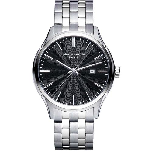 عکس نمای روبرو ساعت مچی برند پیرکاردین مدل PC902421F06