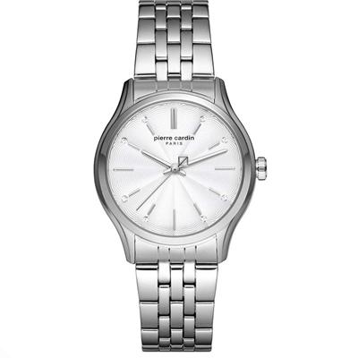 عکس نمای روبرو ساعت مچی برند پیرکاردین مدل PC902432F04