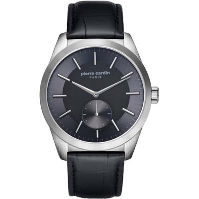 عکس نمای روبرو ساعت مچی برند پیرکاردین مدل PC902451F02
