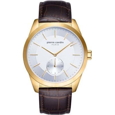 عکس نمای روبرو ساعت مچی برند پیرکاردین مدل PC902451F03