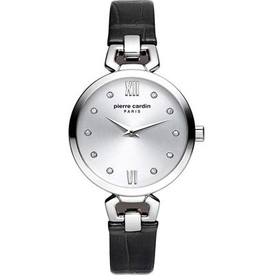 عکس نمای روبرو ساعت مچی برند پیرکاردین مدل PC902462F01