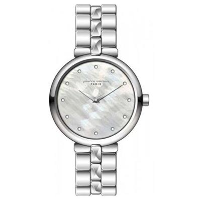 عکس نمای روبرو ساعت مچی برند پیرکاردین مدل PC902632F04