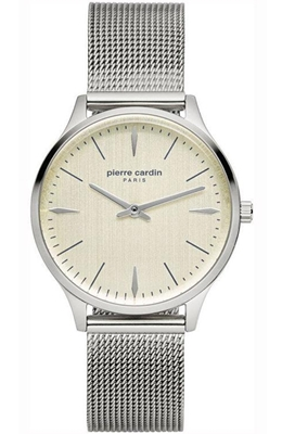 عکس نمای روبرو ساعت مچی برند پیرکاردین مدل PC902282F13