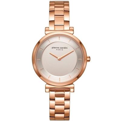 عکس نمای روبرو ساعت مچی برند پیرکاردین مدل PC902342F07