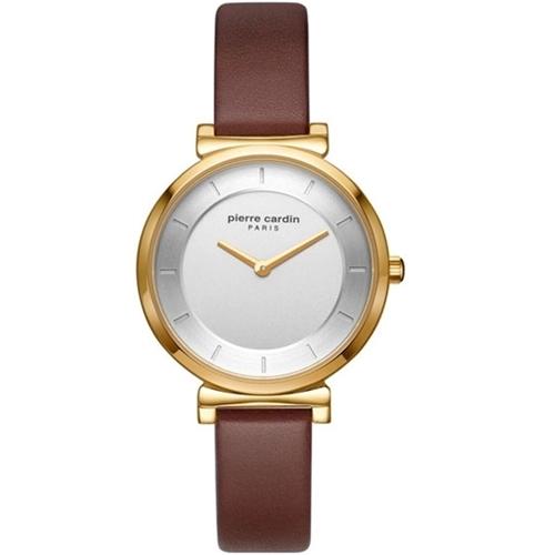 عکس نمای روبرو ساعت مچی برند پیرکاردین مدل PC902342F02