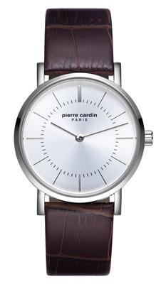 عکس نمای روبرو ساعت مچی برند پیرکاردین مدل PC902612F01