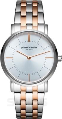 عکس نمای روبرو ساعت مچی برند پیرکاردین مدل PC902612F06