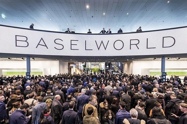 نمایشگاه بین المللی ساعت و جواهر بازل