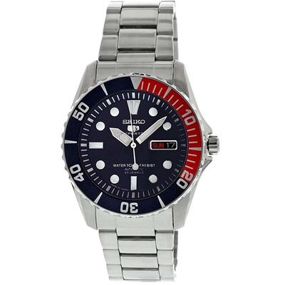 عکس نمای روبرو ساعت مچی برند سیکو مدل SNZF15J1