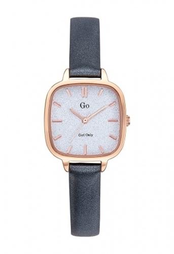 عکس نمای روبرو ساعت مچی برند جی او مدل 699221