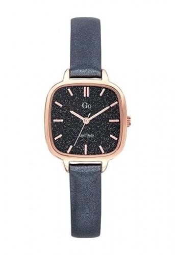 عکس نمای روبرو ساعت مچی برند جی او مدل 699222