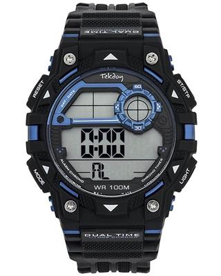 عکس نمای روبرو ساعت مچی برند تِک دی مدل 654032