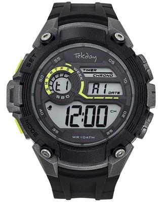 عکس نمای روبرو ساعت مچی تِک دی مدل 655053