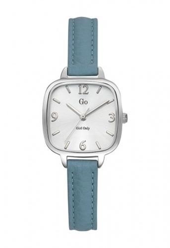 عکس نمای روبرو ساعت مچی برند جی او مدل 699231