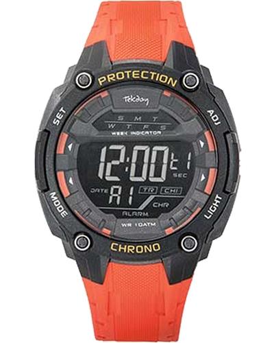 عکس نمای روبرو ساعت مچی برند تِک دی مدل 655928