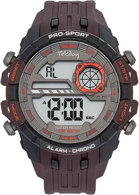 عکس نمای روبرو ساعت مچی برند تِک دی مدل 655932