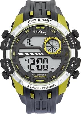 عکس نمای روبرو ساعت مچی برند تِک دی مدل 655933