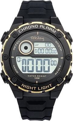 عکس نمای روبرو ساعت مچی برند تِک دی مدل 655935