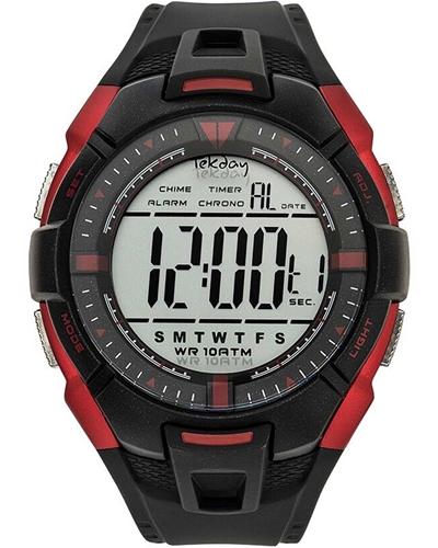 عکس نمای روبرو ساعت مچی برند تِک دی مدل 655939