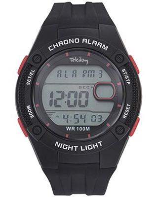 عکس نمای روبرو ساعت مچی برند تِک دی مدل 655944