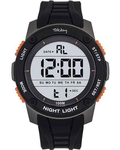 عکس نمای روبرو ساعت مچی برند تِک دی مدل 655947
