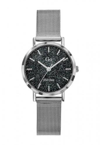 عکس نمای روبرو ساعت مچی برند جی او مدل 695946
