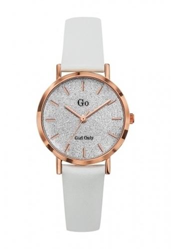 عکس نمای روبرو ساعت مچی برند جی او مدل 699901
